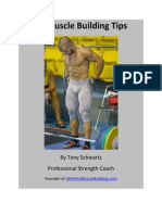 52 Muscle Building Tips