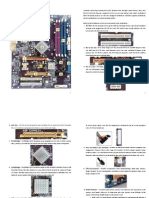 Tata Letak Komponen Motherboard