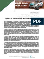 Press Carlos Sousa 10.01.05