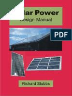 Solar Power Design Manual