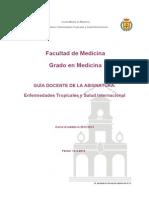 _GUIA DOCENTE_Enfermedades Tropicales y Salud Internacional_Opt_CURSO 2012-13