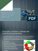 Unidad 2. Análisis de Operaciones (Teoria).