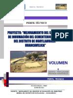 Indice Perfil Simplicado servicios de inhumacion