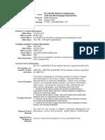 UT Dallas Syllabus for ba4321.521.07u taught by Radha Mookerjee (rvm019000)