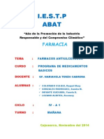 FARMACOS ANTIULCEROSOS
