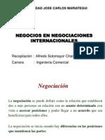 Negocios en Negociaciones Internacionales (1)