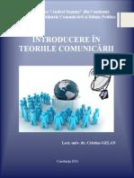 Introducere in Teoriile Comunicarii