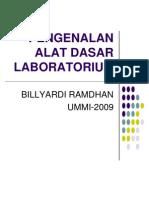 Bab 1 Pengenalan Alat Dasar Laboratorium
