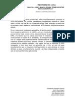 Informe Practica Gps