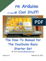 Learn Arduino Manual 3