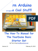 Learn Arduino Manual 3