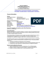 UT Dallas Syllabus for opre6302.0g1.07s taught by Milind Dawande (milind)