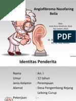 angiofibroma nasofaring belia