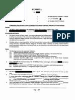 Harris County DWI Divert Pretrial Agreement