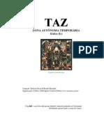 TAZ - Zona Autônoma Temporária - Hakim Bey