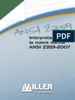 Understanding ANSI Spanish