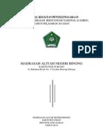 Proposal Uambn Man Binong 2013-2014