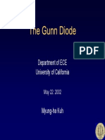 Some Diode Gun