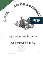 Cuadernillo de Matematicas de Liborio