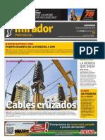 Edición impresa del domingo 23 de noviembre de 2014