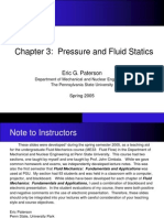 Chapter_03 Pressure and Fluid Statics