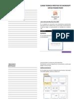 Curso Teorico Prractico de Microsoft Office Power Point