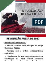 revolução russa 9º ano