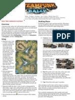 Steampunk Rally Non Final Rulebook 10.25.2014