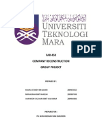 Assigment Project Far450