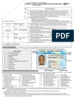 NY State License Endoresments