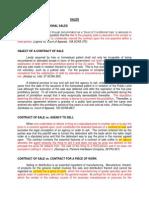 SALES Doctrines&Principles