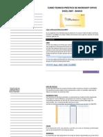 Curso Teorico Prractico de Microsoft Office Excel2007 - Basico