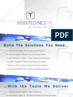Catalogue VideoTechnics 2