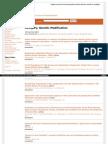 Genetic Modification Research Studies
