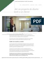 Cómo Vender Un Proyecto de Diseño Web a Un Cliente _ Francisco Aguilera G