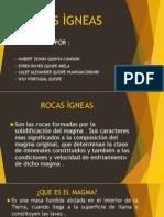 Rocas Ìgneas