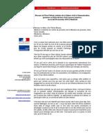 Discours Salon Du Livre Et de La Presse Jeunesse Montreuil (Fleur Pellerin)
