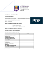 Lab Report Orga 2
