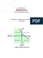 Guide to Technology Transfer at The University of Arizona