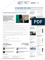 14-11-14 Pedro Pablo Treviño destaca transparencia en materia de PEF 2015