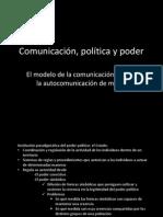 Democracia Poder y Comunicación
