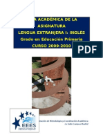 guía académica lengua extranjera i inglés (1ºgep)