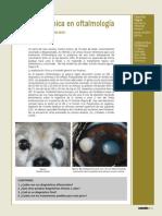 Caso Clinico 5 ulcera corneal