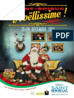 Les animations de Noël à Saint-Brieuc