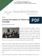 Força Aérea Brasileira — Asas Que Protegem o País