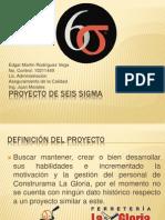 Proyecto de Seis Sigma