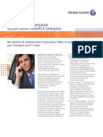 ENT OmniPCX Enterprise Datasheet 0108 FR (1)