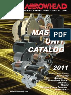 Marine /& Auto Delco startrers 5MT 10MT 20MT 25MT 12109
