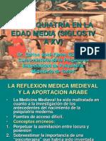 La Psiquiatría en La Edad Media (Siglos