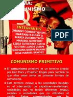 El Comunismo Lidia